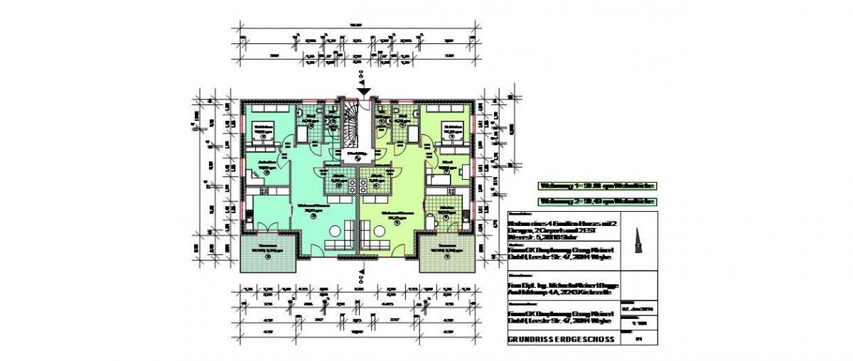 exklusive eigentumswohnungen in zentraler lage in brinkum gk bauplanung georg kleinert gmbh in. Black Bedroom Furniture Sets. Home Design Ideas