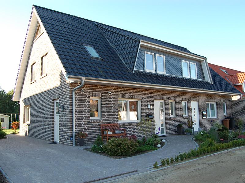Doppelhaus gk bauplanung georg kleinert gmbh in weyhe for Bilder doppelhaus